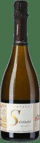 Champagne Sérénité Brut Nature Flaschengärung 2011