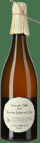 Wein der Stille No. 8 Orange Wein Trauben, Liebe und Zeit 2015
