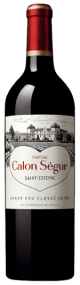 Chateau Calon Segur 3eme Cru 2016