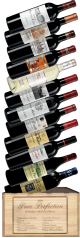 Weinpaket: Pure Perfection 2009 - 12 Parker 100 Punkte Weine | 12* 0,75l