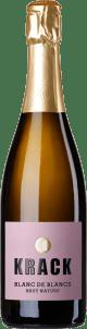 Weißburgunder Blanc de Blancs Brut Nature Flaschengärung 2017