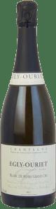 Champagne Les Crayeres Vieilles Vignes Grand Cru Blanc de Noirs Flaschengärung