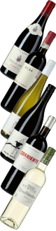 Weinpaket: Die besten 6 Weine unter 10€ | 6* 0,75l