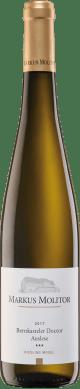 Riesling Bernkasteler Doctor Auslese *** Goldene Kapsel  (Versteigerungswein) (fruchtsüß) 2017