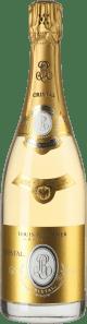 Champagne Cristal Flaschengärung 2012