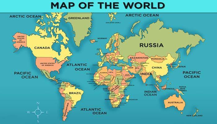 Photo of विश्व में कितने देश हैं? सभी देशों की राजधानी और मुद्राएं क्या है?