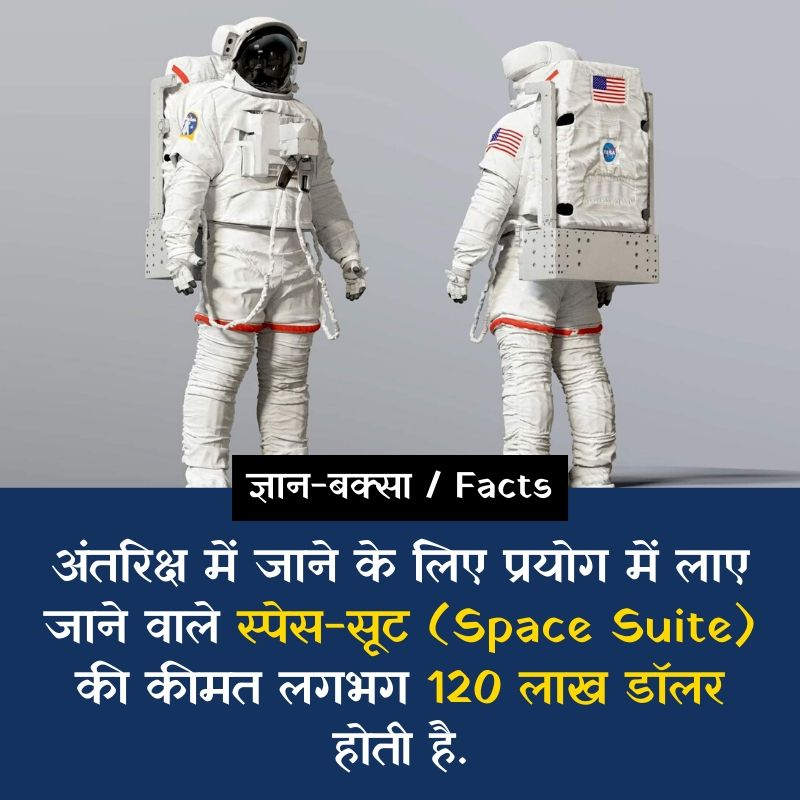 Facts about Universe in Hindi