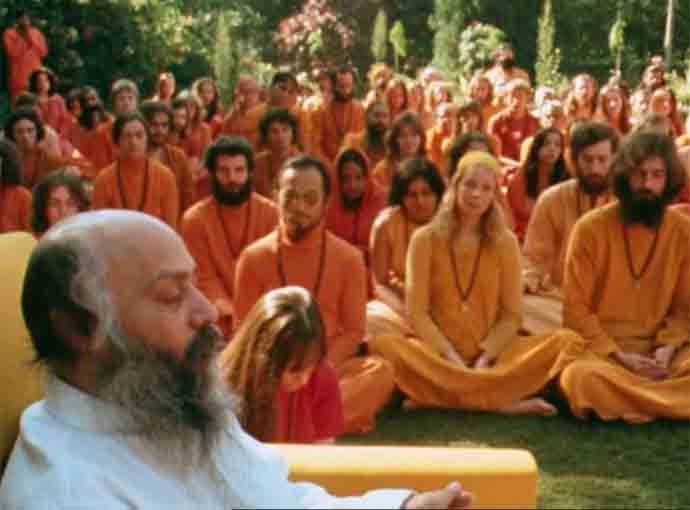 Osho in Pune