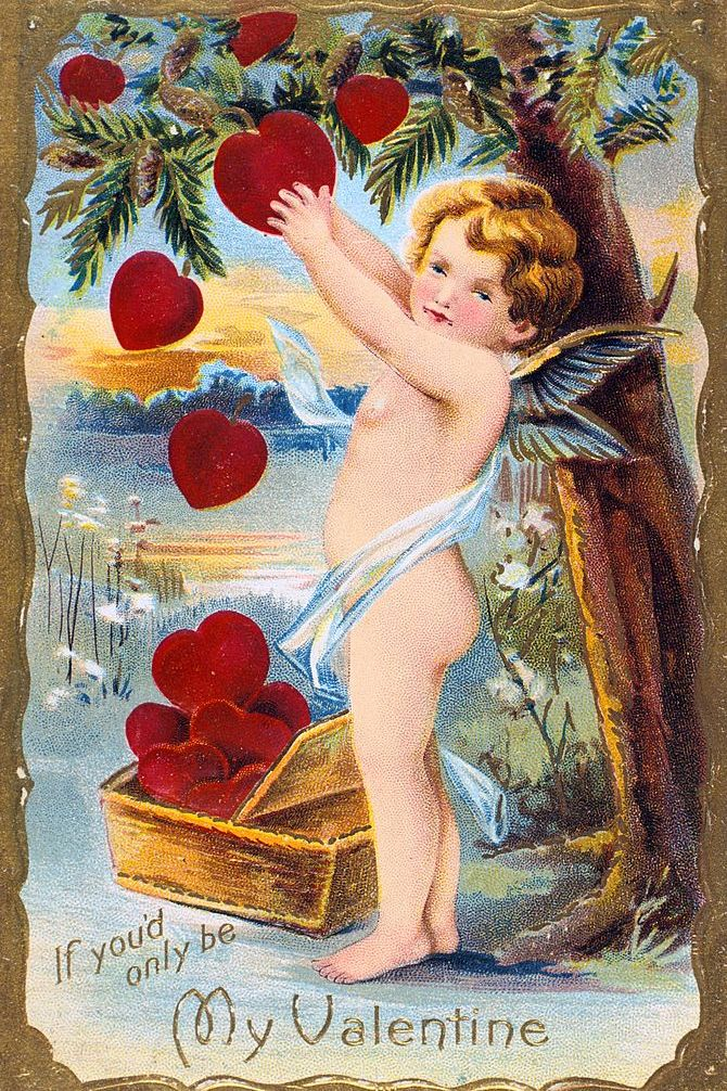 Valentine Day Greeting Cards History