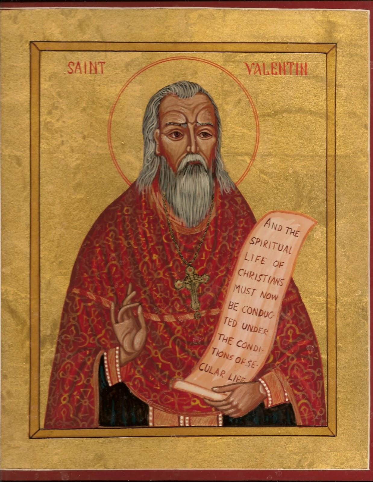 Valentine Day 2020 - St. Valentine