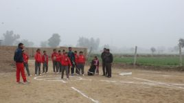 2nd day of Annual Athletic Meet