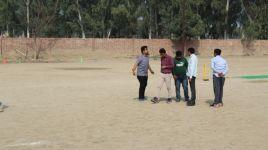 Cricket Match Between Students & Teachers