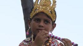 Janmasthami celebration