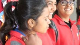 Youth Day Celebration in Assembly Activity