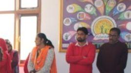 Basant Panchmi Celebration in Assembly Activity
