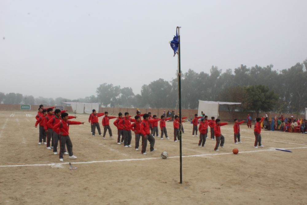 Republic Day Celebration & Annual Sports Meet..2018