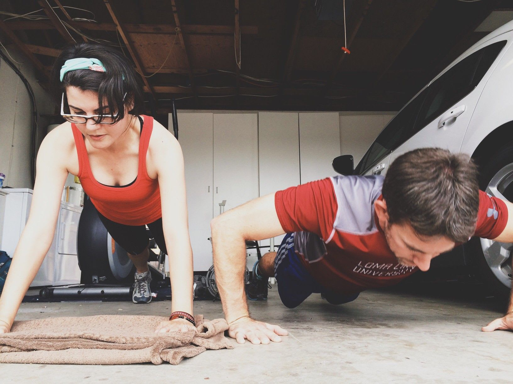 How To Get In A Quiet, Effective Workout At Home
