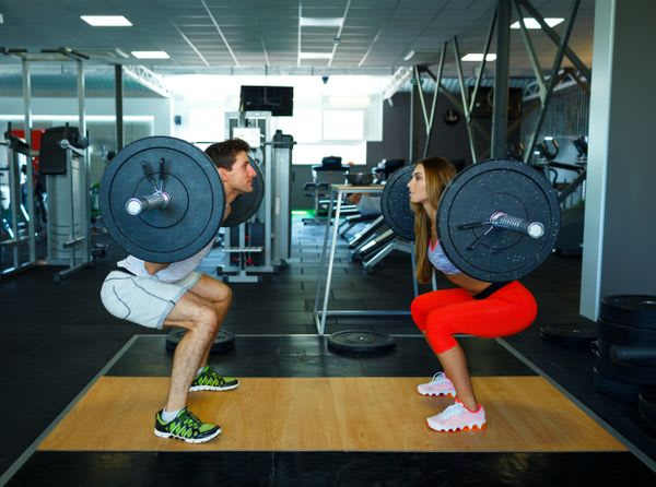 The Ultimate Guide: The Barbell Back Squat