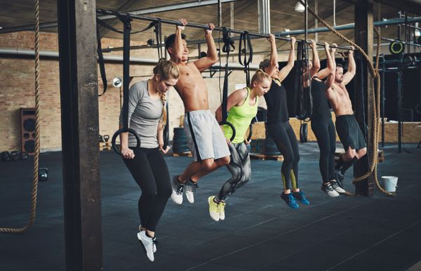 Easy Steps To Master Your First Pull-up