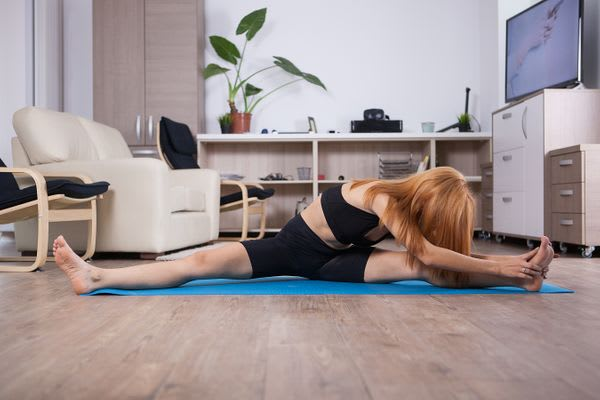 The Ultimate No-Equipment Home Workout