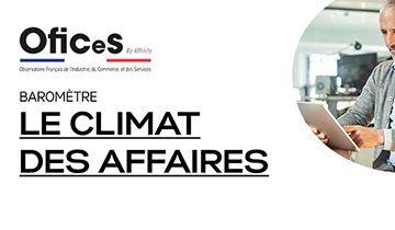 Infographie Climat des Affaires