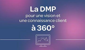 Infographie DMP Data Management Platform