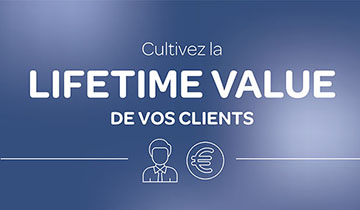 Infographie Lifetime Value