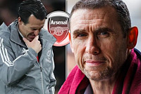 Martin Keown explains who he wants as...