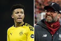 Liverpool boss Jurgen Klopp speaks...