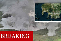 Taal volcano eruption: Evacuations as...
