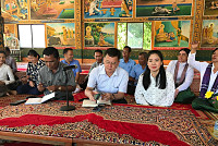 People from Kandal province's Kandal...