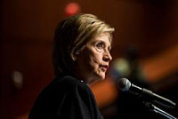 Hillary Clinton: Russia 'grooming' US...