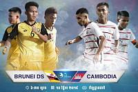 Cambodia take on Brunei as Thailand...