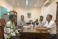 Former CNRP's Kambok Commune Council...