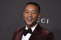 John Legend appeared on the cover of...