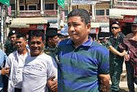 Phnom Penh regime detains five Sam...