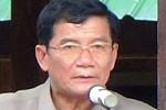 Prak Sovann, the governor of Preah...