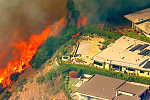 Heat records toppled as fires burn...