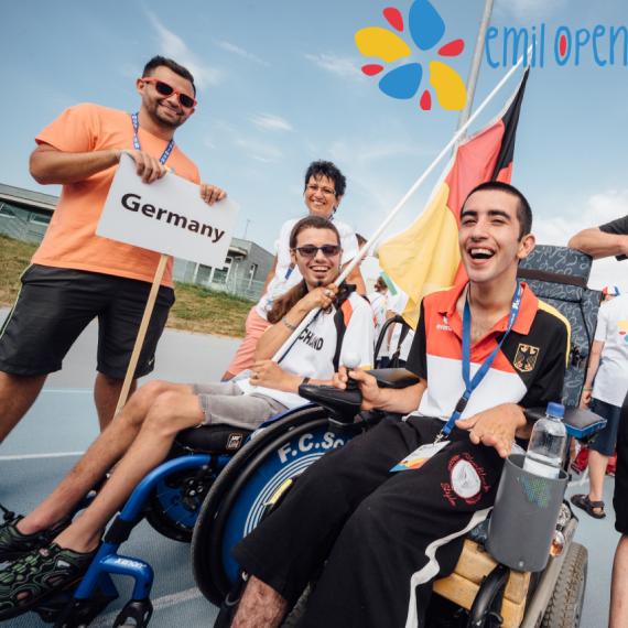 SCULT | International Sport Volunteers Movement