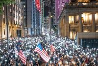 Hong Kong Protesters Call for U.S....