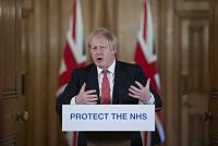 Boris Johnson, U.K. Prime Minister,...