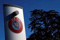 European football is set to restart...