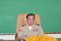 Police Commissioner Svay Rieng...