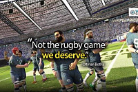 Rugby 20 Xbox One Review - The Scrum...