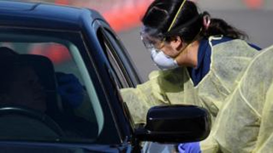 Coronavirus: Is the US testing more t...