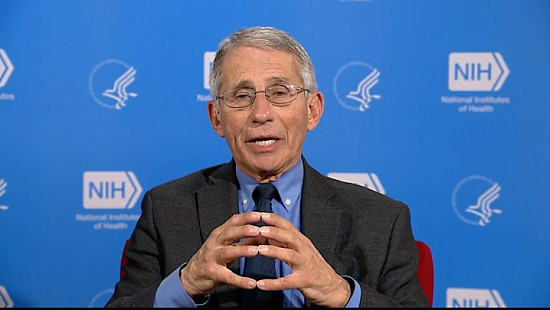 Anthony Fauci: The face of America's ...