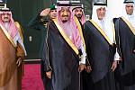 Up to 150 members of the Saudi royal...