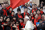 Vatican Thanks China for 'Solidarity'...