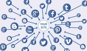 Redes sociales para que Google indexe tu web rapido
