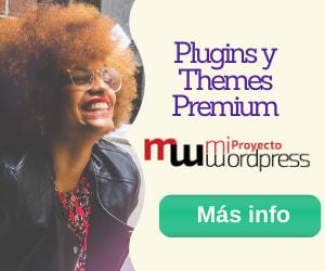 plugins y themes premium - miproyectowp